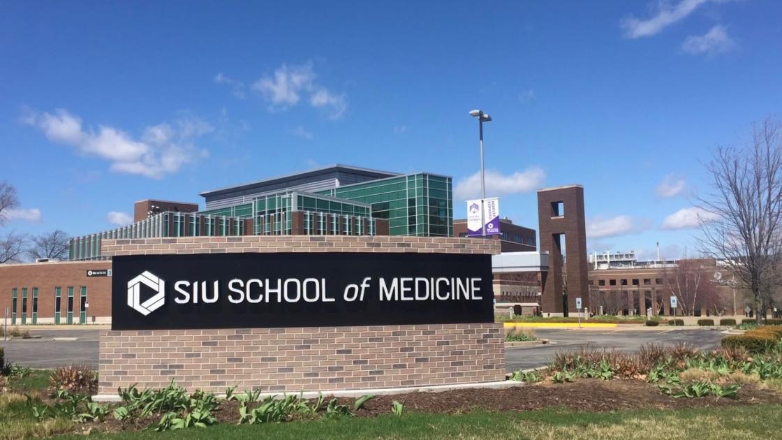 siu school of medicine sign