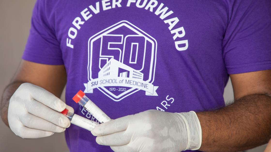 COVID-19 Testing Vials