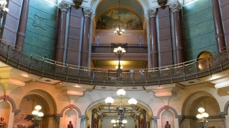 IL State Capitol Rotundra