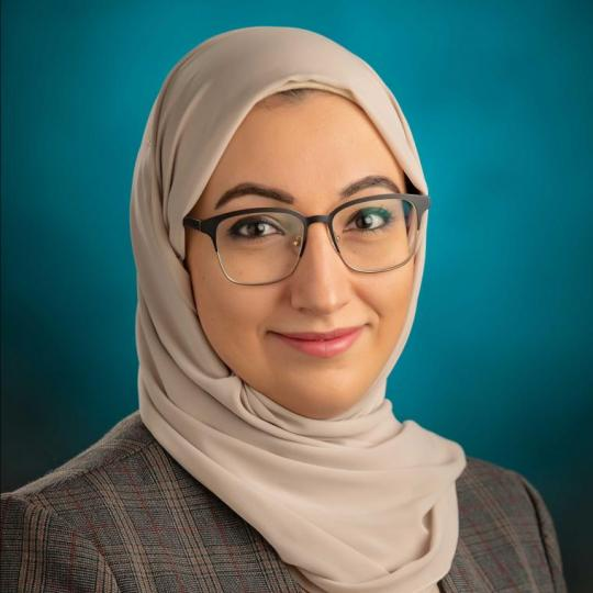 Zainab Alnafoosi