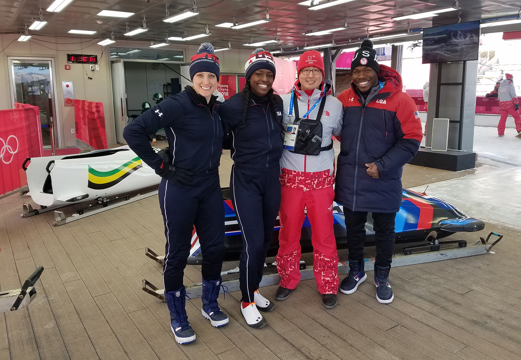US womens bobsled